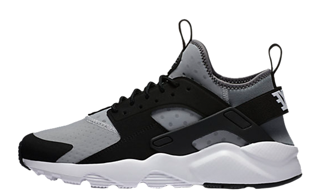 Nike Air Huarache Ultra Black Grey