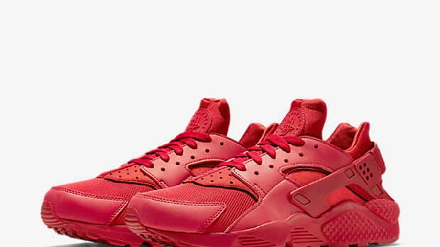 Nike Air Huarache Varsity Red | Where