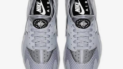 Nike Air Huarache White Wolf Grey   Where To Buy   318429-014 ...