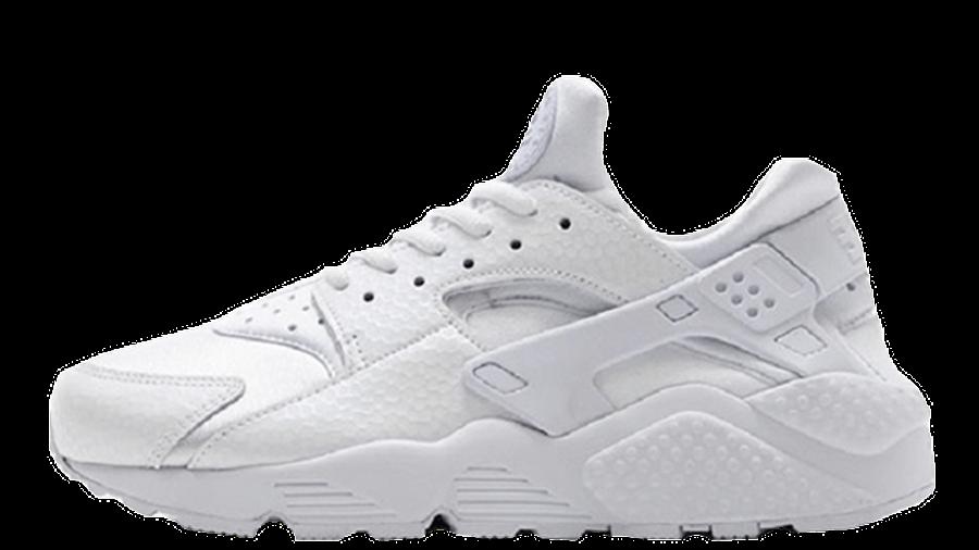 Nike Air Huarache Womens White Mono | Where To Buy | 683818-100 ...