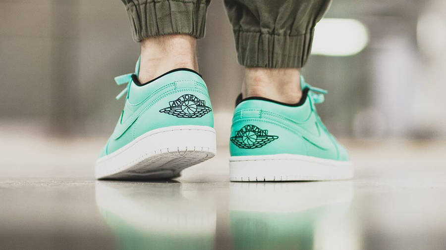 Nike Air Jordan 1 Low Tiffany | Where