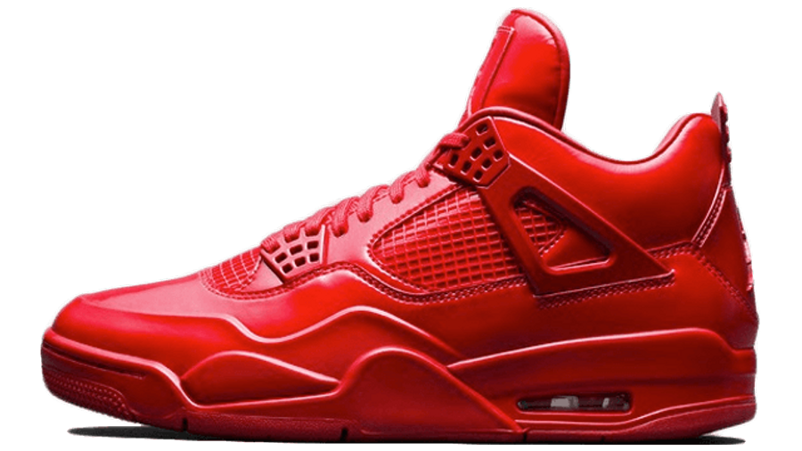Nike Air Jordan 11LAB4 Red | Where To Buy | 719864-600 | The Sole ...