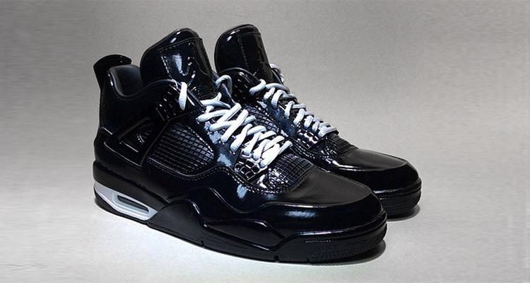 Nike Air Jordan 11Lab4 Black | Where To
