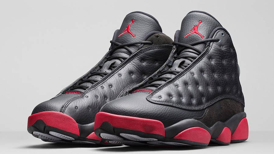 Nike Air Jordan 13 Retro Black Gym Red   Where To Buy   414571-003 ...