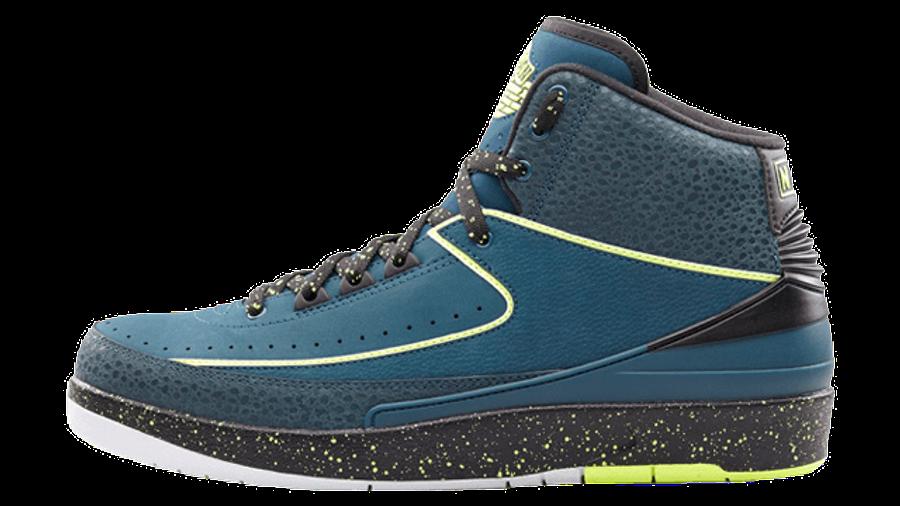 Nike Air Jordan 2 Retro Nightshade