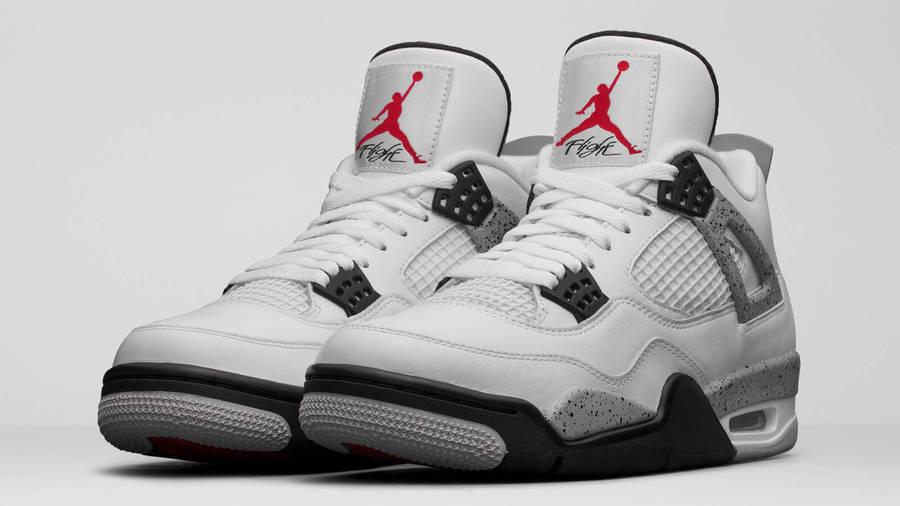 Nike Air Jordan 4 OG White Cement