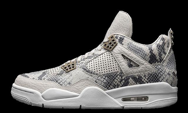 Nike-Air-Jordan-4-Pinnacle-Snakeskin