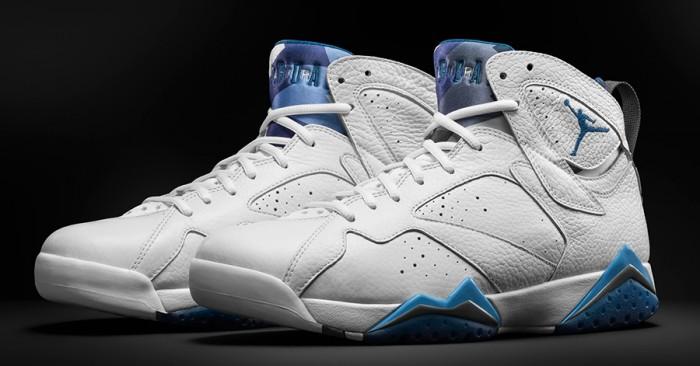 Nike Air Jordan 7 French Blue | Where