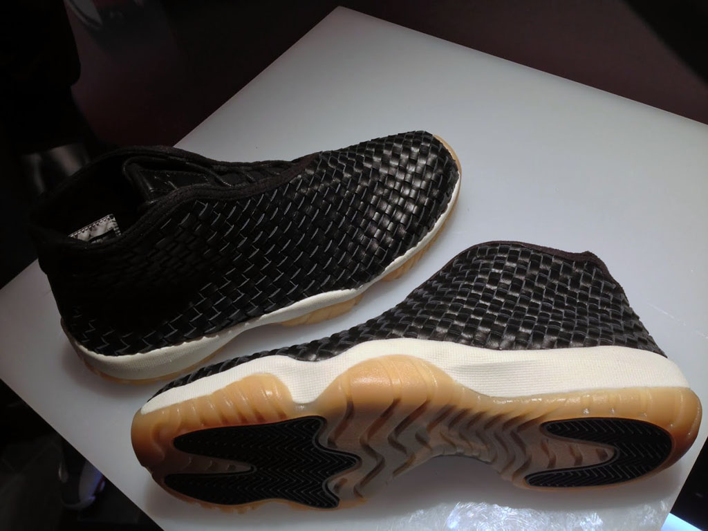 Transparente Sureste comunidad  Nike Air Jordan Future Premium Black Gum | Where To Buy | 652141-019 | The  Sole Supplier