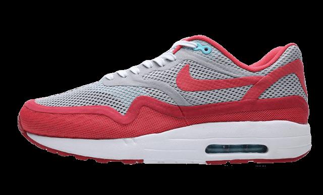 Nike Air Max 1 Breeze Wolf Grey Geranium