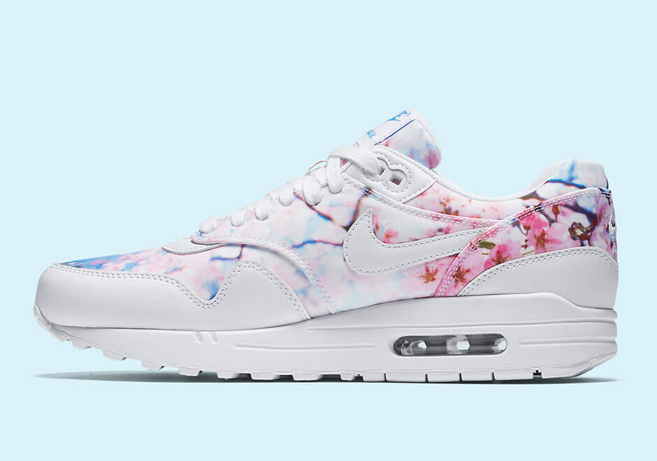 Nike Air Max 1 Cherry Blossom Where To Buy 819960 100