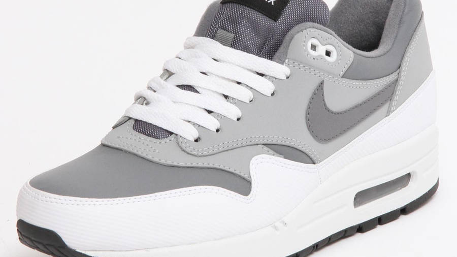 Nike Air Max 1 LTR Cool Grey | Where To Buy | 654466-003 | The ...
