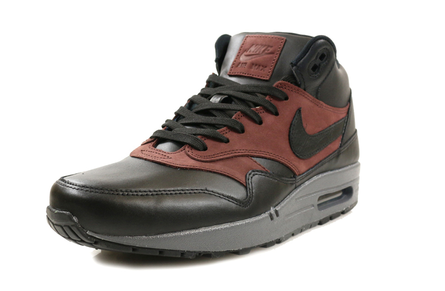Nike Air Max 1 Mid Deluxe QS Black