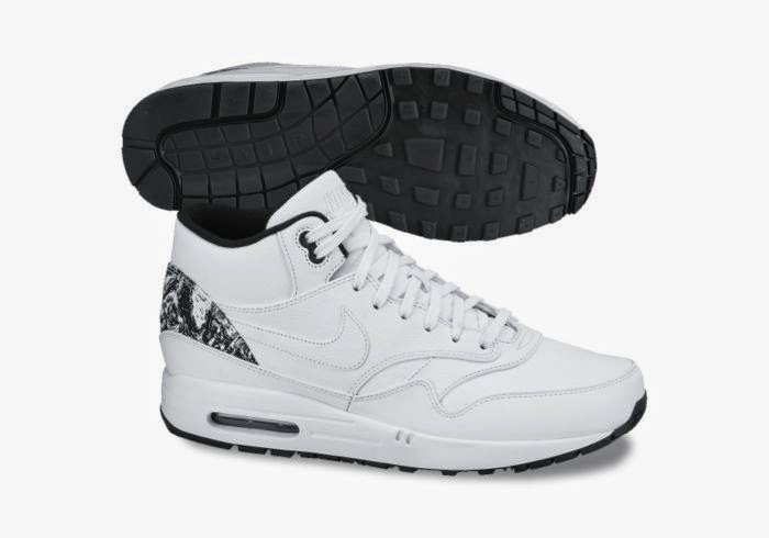 Nike Air Max 1 Mid FB White
