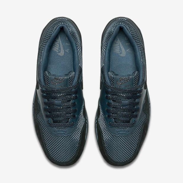 nike air max 1 schwarz schwarz croc
