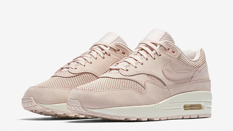 oscuro Tranvía Desviarse  Nike Air Max 1 Pinnacle Pink - Where To Buy - 839608-601 | The Sole Supplier