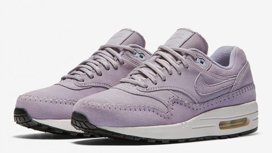 Nike Air Max 1 Premium Purple | Where