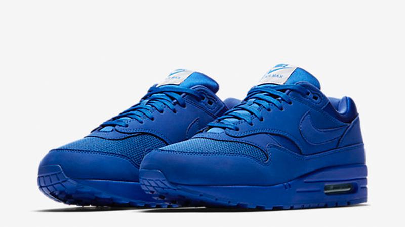 Nike Air Max 1 Premium Tonal Pack Blue