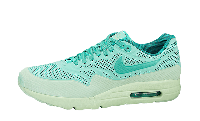 armario Descanso Conciso  Nike Air Max 1 Ultra Moire Green Glow | Where To Buy | 705297-300 | The  Sole Supplier
