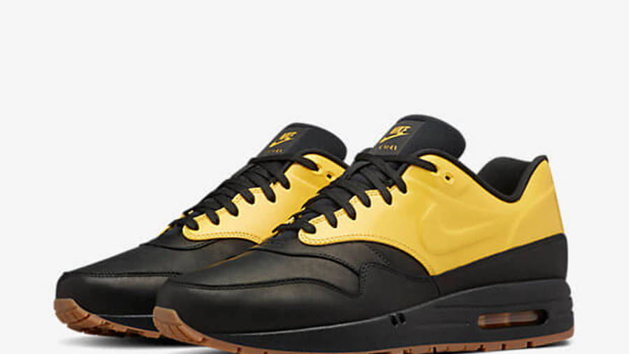 mitología consultor querido  Nike Air Max 1 VT QS Varsity Maize | Where To Buy | 831113-700 | The Sole  Supplier