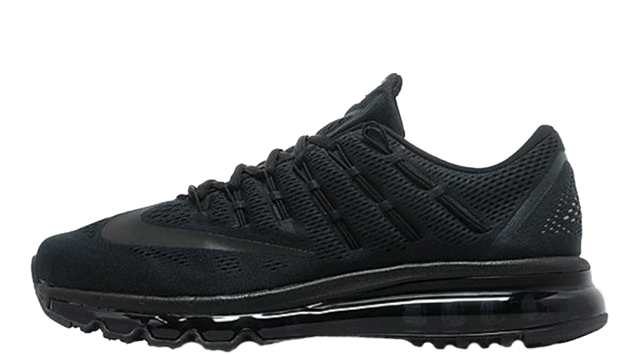 Nike Air Max 2016 Black | Where To Buy | TBC | The Sole Supplier