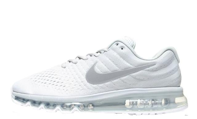Nike Air Max 2017 Triple White