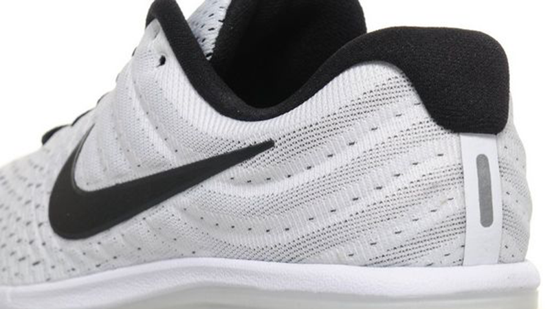 Nike Air Max 2017 White Black JD Exclusive