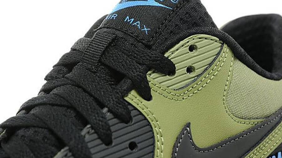Nike Air Max 90 Alligator Green | Where