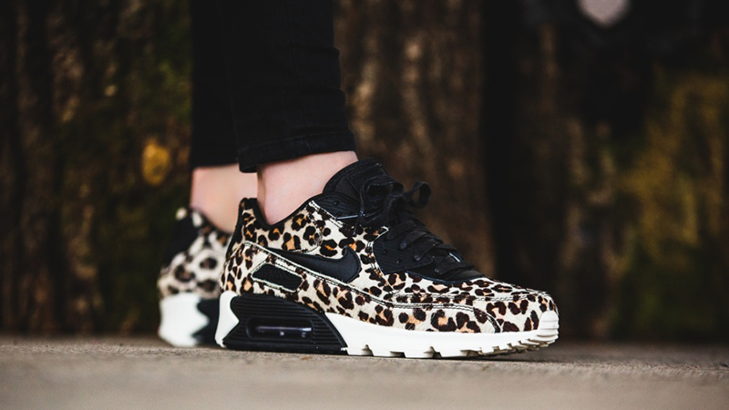 Nike Air Max 90 Animal Pack Snow Leopard - Where To Buy - 898512