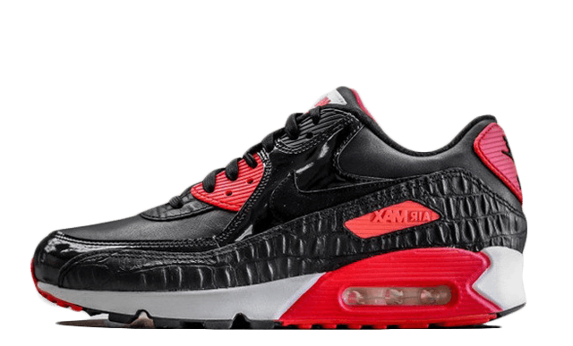 Nike Air Max 90 Crocodile Infrared | Where To Buy | 725235-006 ...