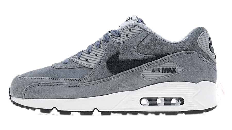 Nike Air Max 90 Grey Suede   Where To Buy   136791   The Sole Supplier