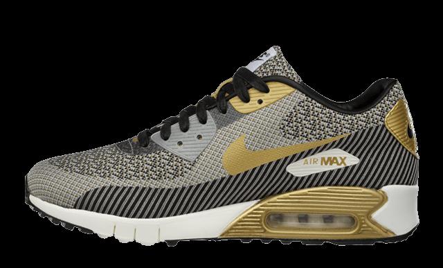 Nike Air Max 90 Jacquard Gold Trophy Pack