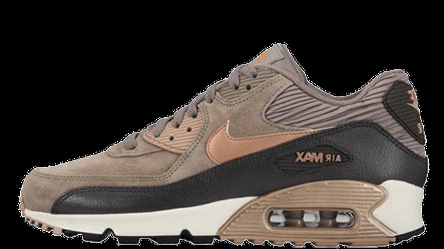 Nike Air Max 90 LTR Metallic Bronze | Where To Buy | 768887-201 ...