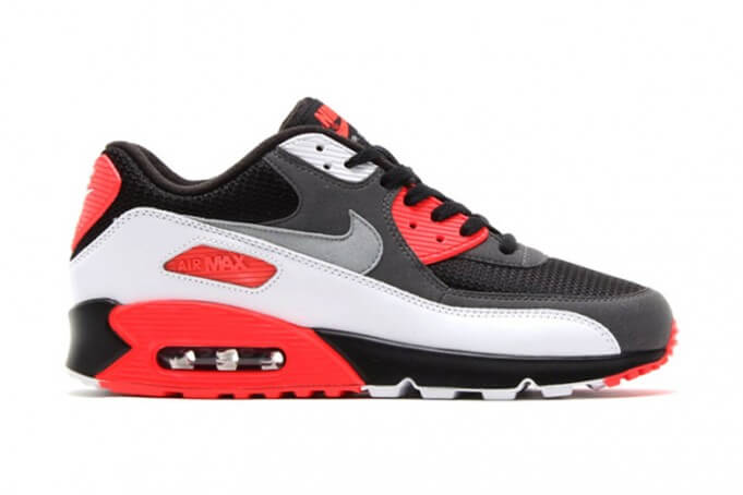 Nike Air Max 90 Reverse Infrared Where To Buy 725233 006