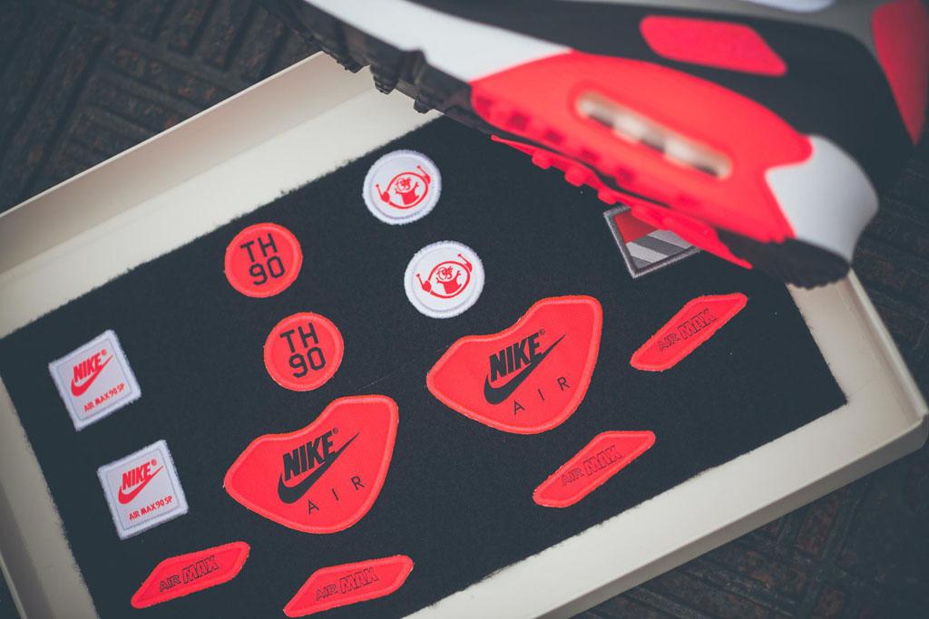 bra försäljning officiella foton Rimligt prissatt Nike Air Max 90 Patch OG - Where To Buy - TBC | The Sole Supplier