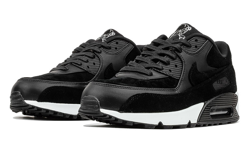 Nike Air Max 90 Rebel Skulls