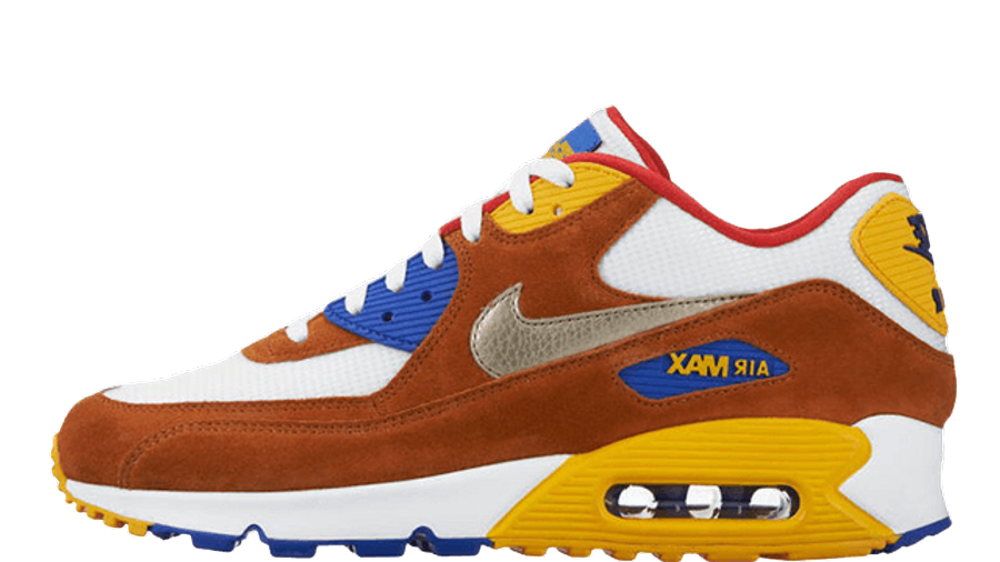 Nike Air Max 90 Premium Curry   Where To Buy   700155-107   The ...