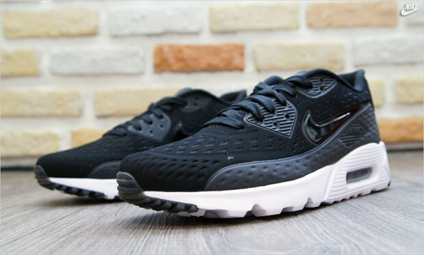 NIKE Air Max 90 Ultra BR WLFGRY BLACK