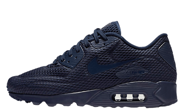 Nike Air Max 90 Ultra BR Midnight Navy | Where To Buy | 725222-401 ...