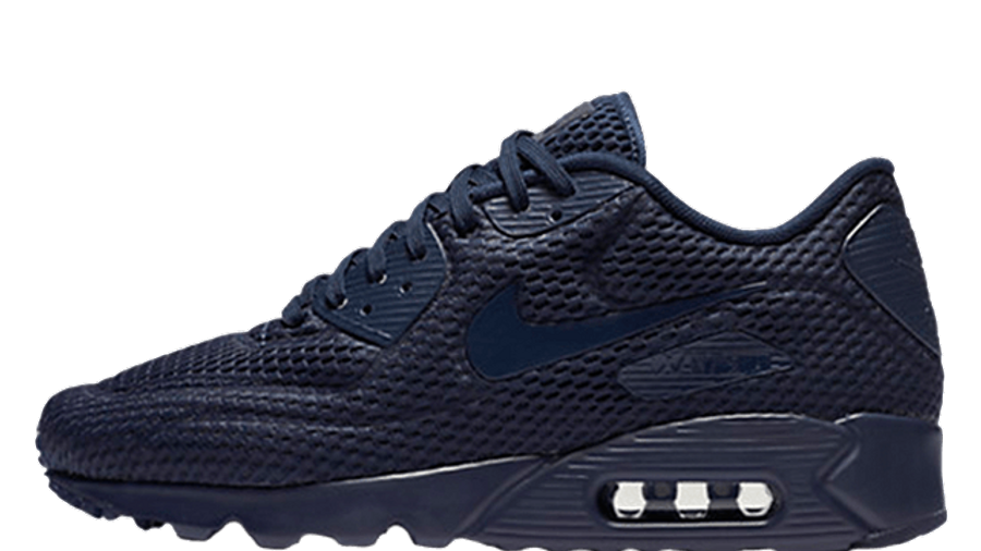 Nike Air Max 90 Ultra BR Midnight Navy   Where To Buy   725222-401 ...