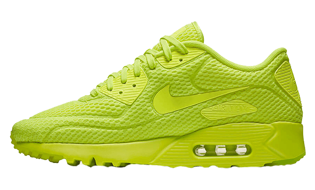 Nike Air Max 90 Ultra BR Volt | Where To Buy | 725222-700 | The ...