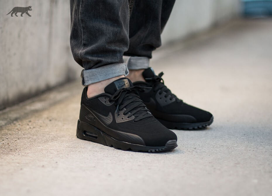 air max ultra noir