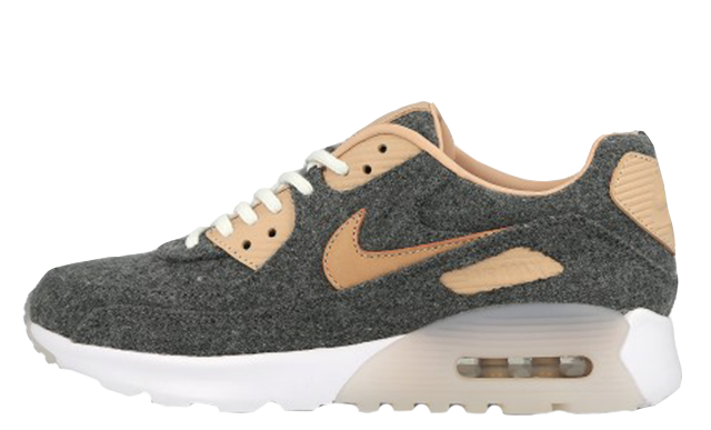 Nike Air Max 90 Ultra Premium Wool Grey