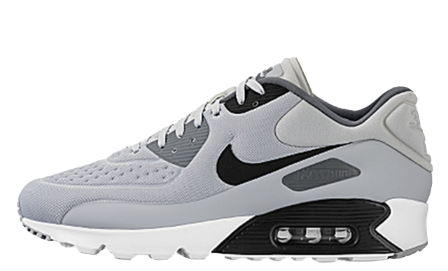Nike Air Max 90 Ultra Grey White   Where To Buy   845039-002   The ...