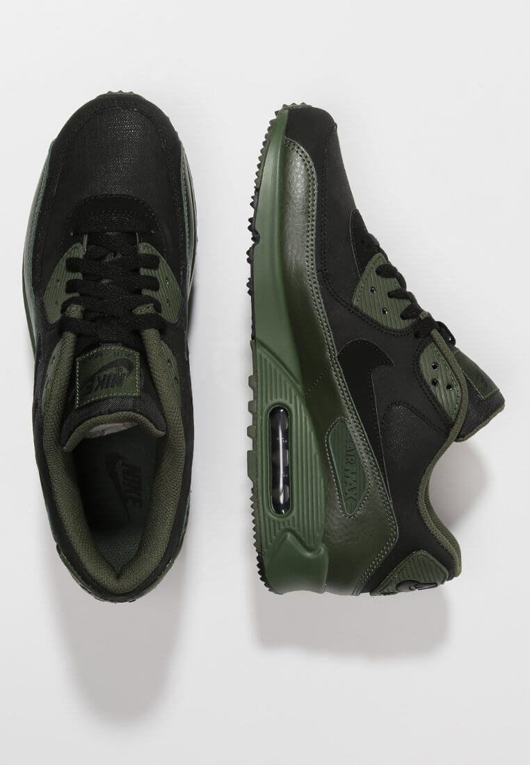 Nike Air Max 90 Carbon Green Leather