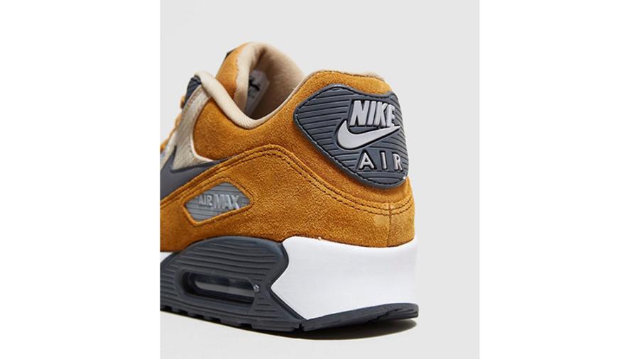 Nike Air Max 90 Winter Premium Desert Ochre | Where To Buy ...
