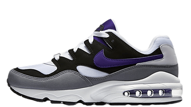 Latest Nike Air Max 94 Trainer Releases & Next Drops | The Sole ...