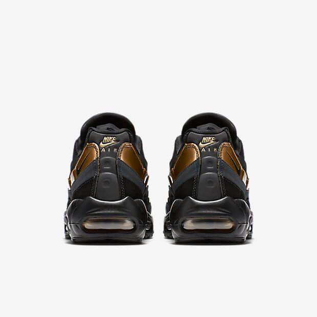 Nike Air Max 95 PRM Metallic Gold
