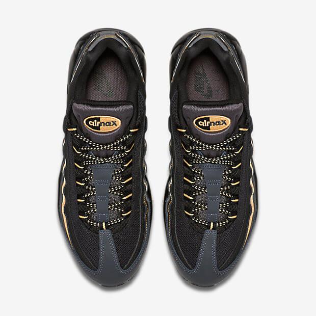 Nike Air Max 95 PRM Metallic Gold