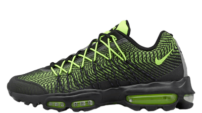 Nike Air Max 95 Ultra JCRD Black Volt   Where To Buy   749771-007 ...